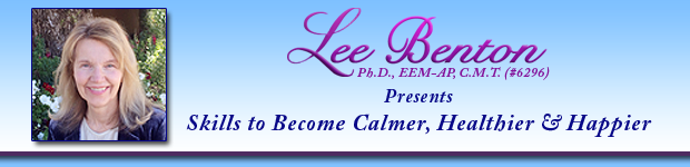Lee Benton - Presents: Skills to Become Calmer, Healthier & Happier